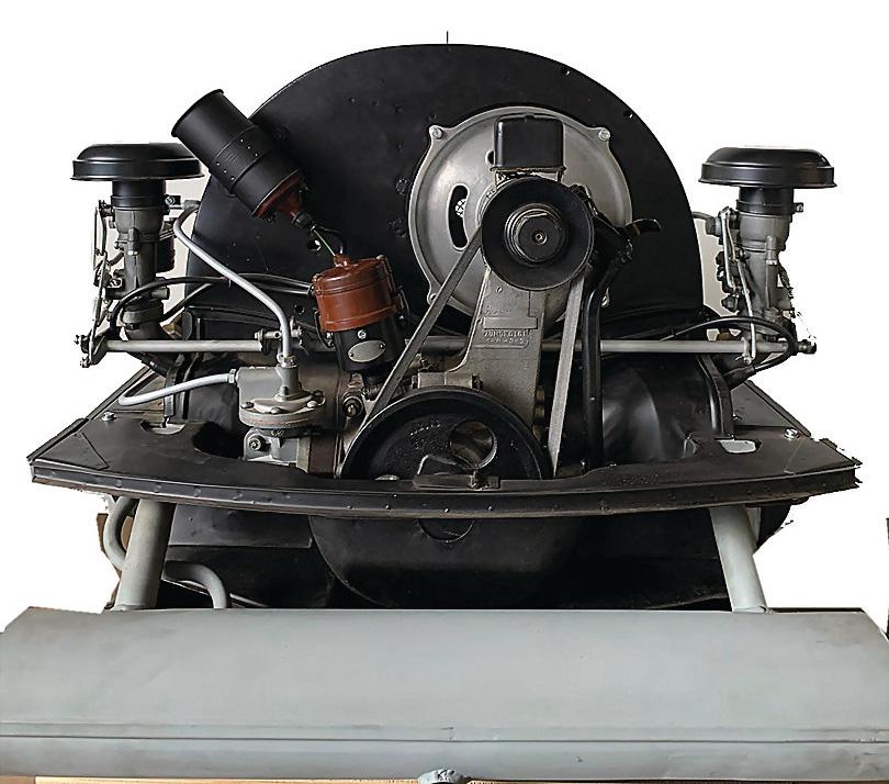 Porsche 1944, original Antriebsaggregat für Porsche 356 Gmünd - Zuschlag 90.000 €