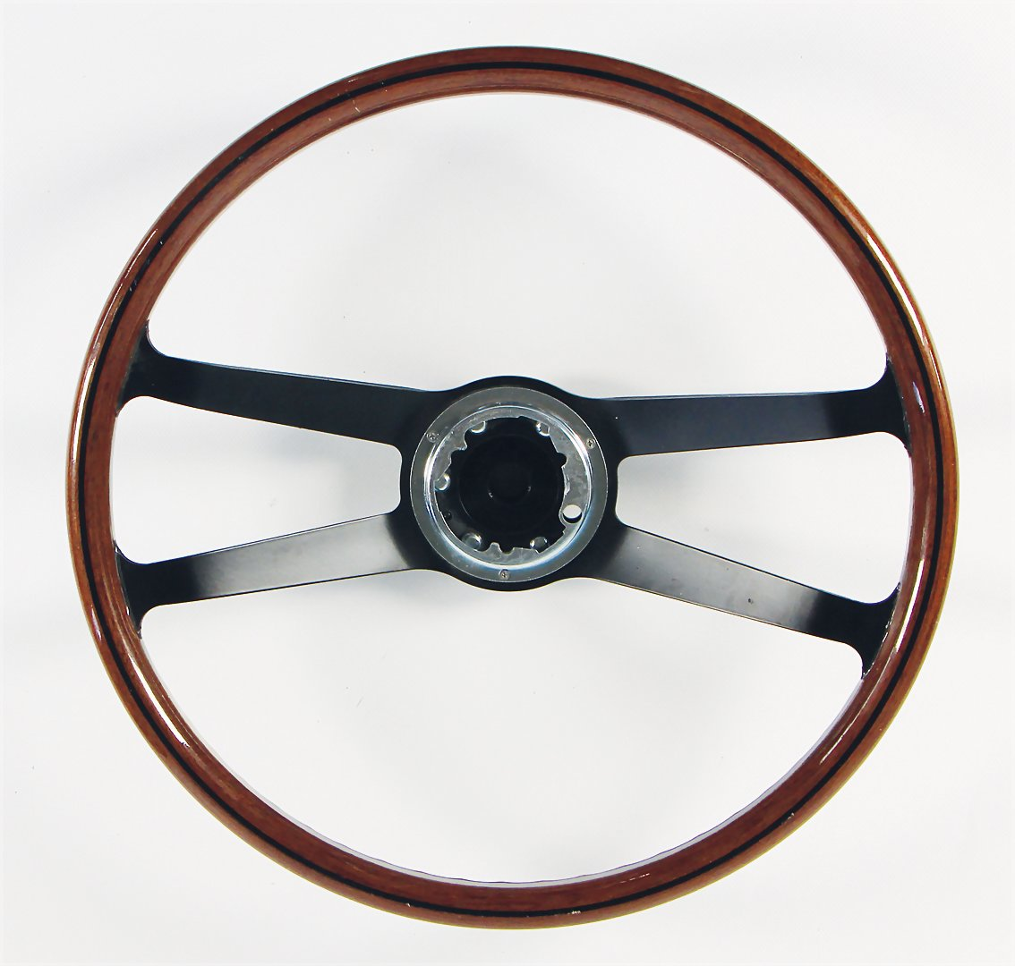 PORSCHE Porsche 911 wood steering wheel 1964/65