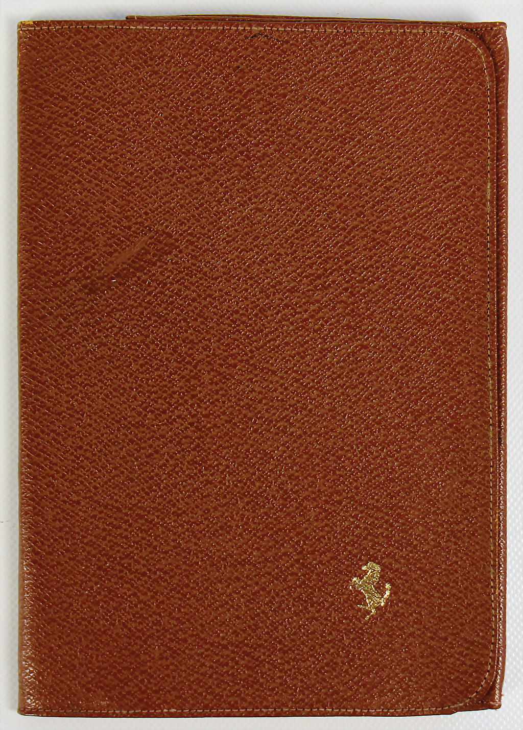 Ferrari leather folder 250 GT - result 3.100 €