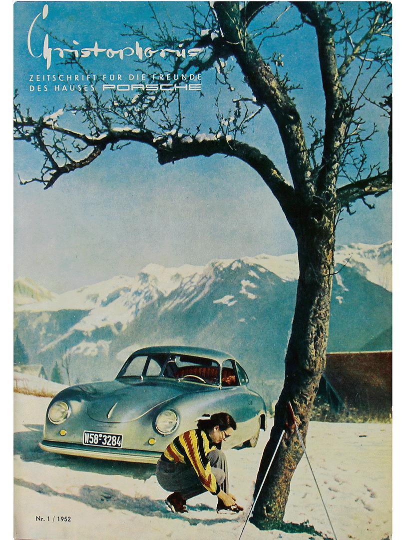 Porsche CHRISTOPHORUS NR.1