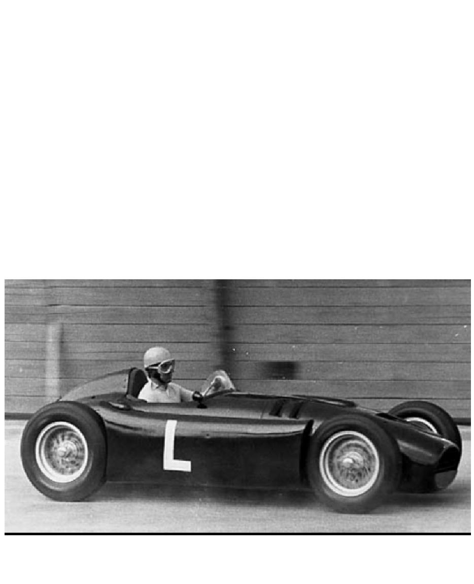 Alberto Ascari in Lanci D50