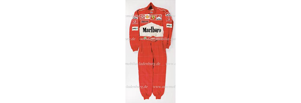 No. 1907 - Ferrari Rubens Barrichello GP Belgien 2000