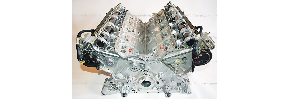 No. 563 - Jaguar/Cosworth F1 engine block 2004