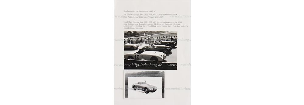 Nr. 6035 - BMW GP Lausanne 1949
