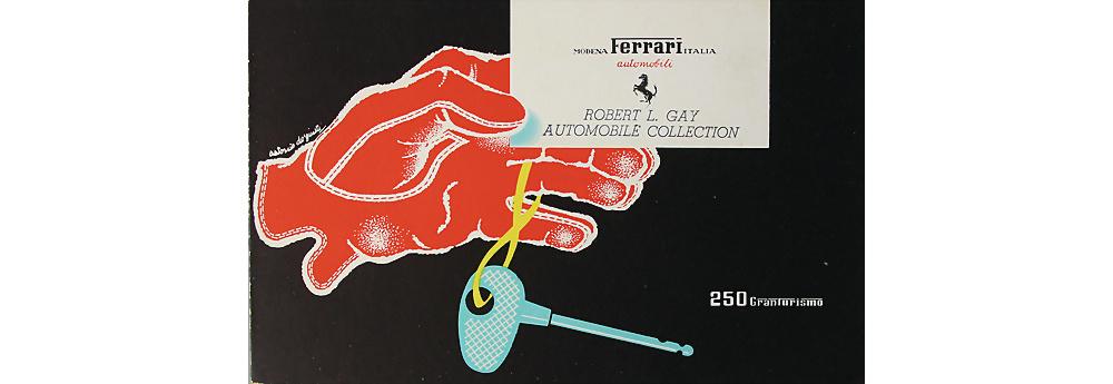Ferrari 250 Granturismo Verkaufsprospekt
