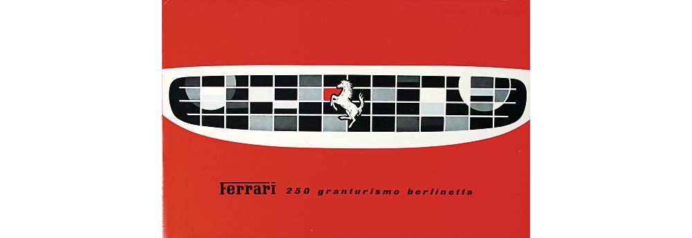 Ferrari 250 Granturismo Berlinetta Verkaufsprospekt