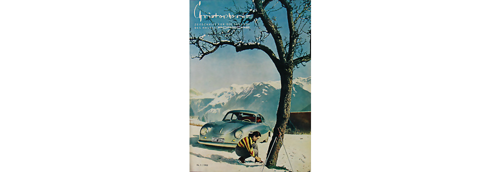 Porsche Christophorus Ausgabe 1