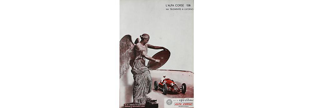 Alfa Romeo Werkzeitschrift, Alfa Corse