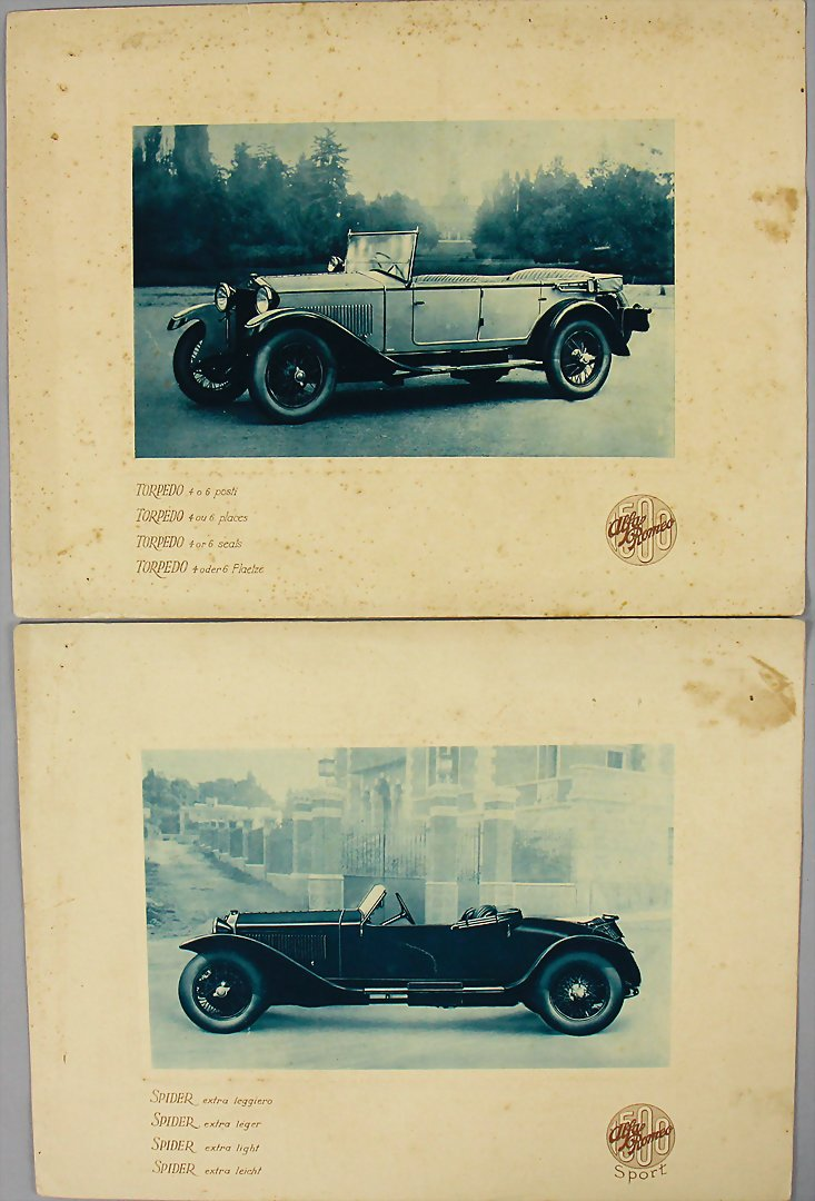 Automobilia Ladenburg Marcel Seidel Auctions Spider Alfa Romeo Nord Engine Diagram