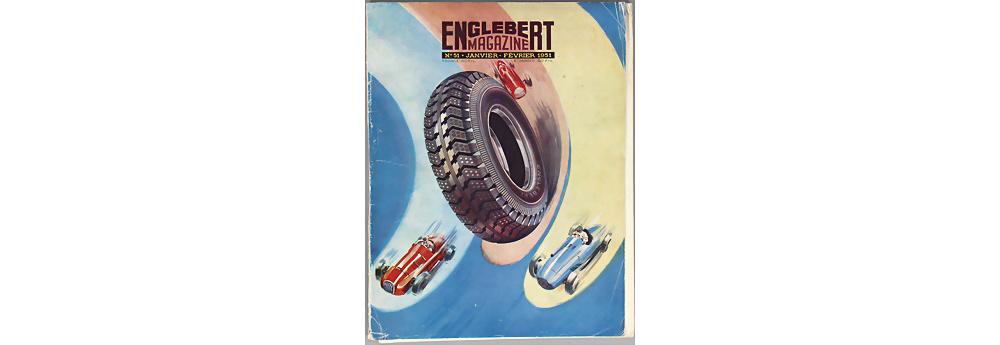 Nr. 3651 - Magazin 'Englebert', Ausgabe Januar/Februar 1951