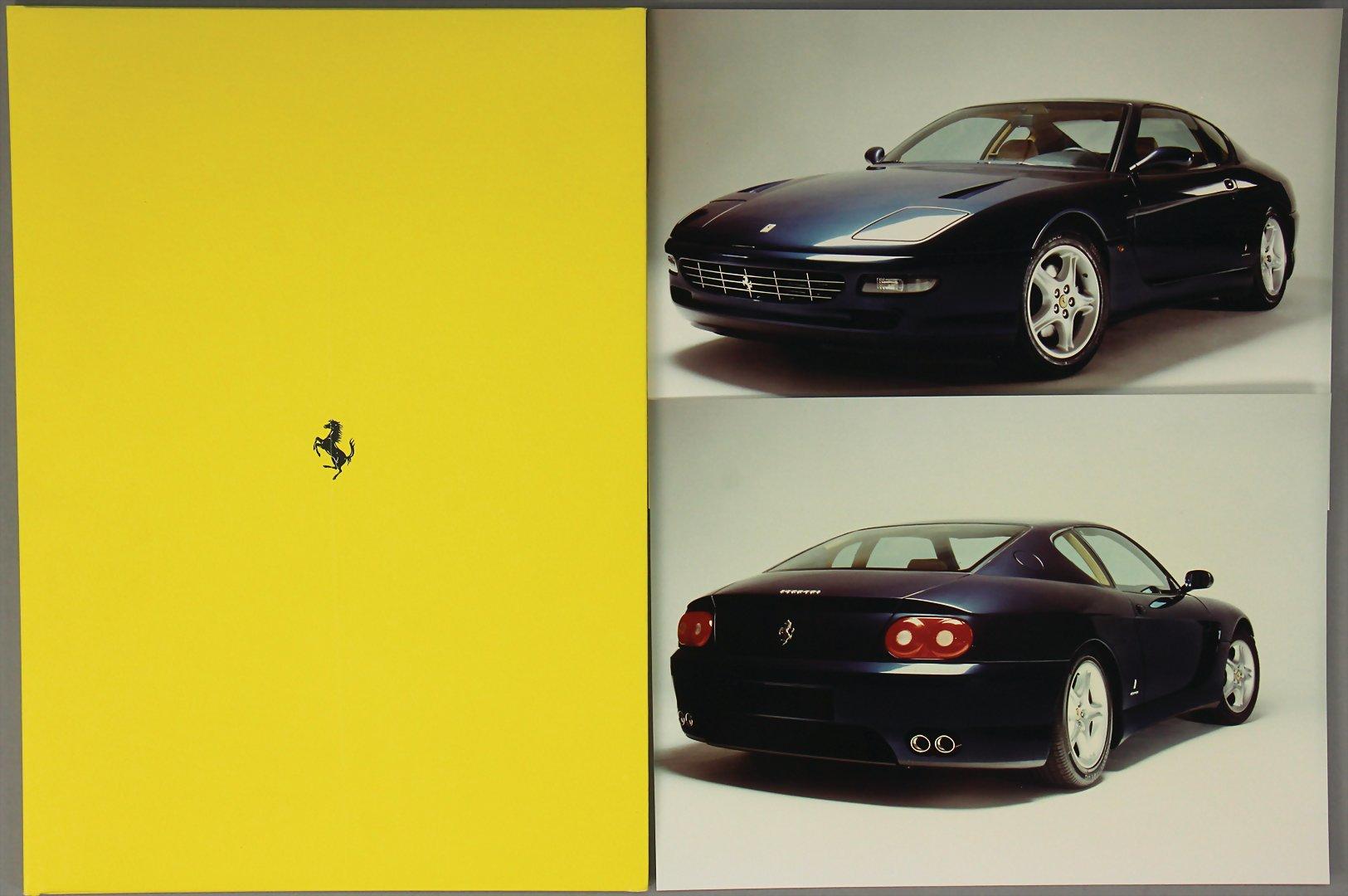 Automobilia Ladenburg Marcel Seidel Auctions Ferrari 456 Wiring Diagram