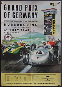 Auto & Motorrad: Teile Nürburgring Jahresprogramme Konvolut Accessoires & Fanartikel