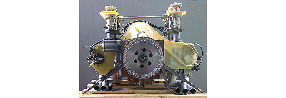 Nr. 4307 - PORSCHE 906 - Original Porsche 906 Motor
