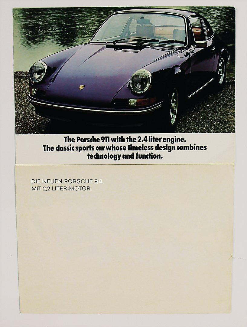 Automobilia Ladenburg Marcel Seidel Auctions Porsche 911 Wiring Harness 1985 Turbo In Addition 75 76 914