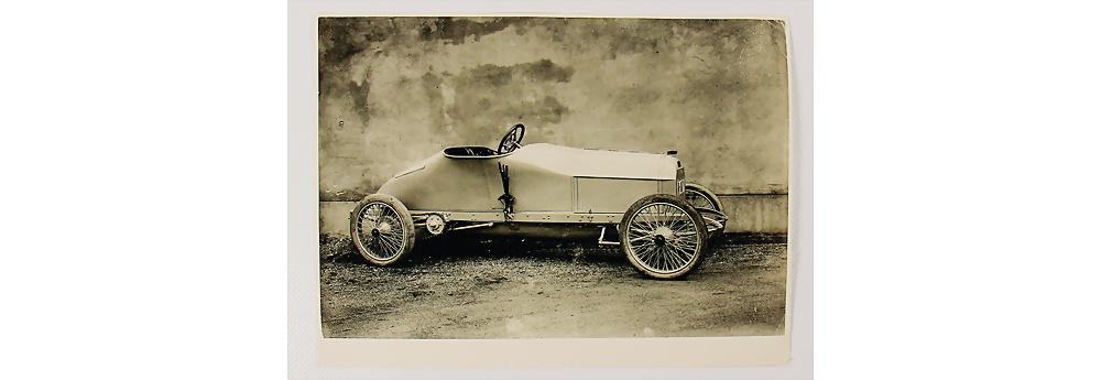 Nr. 10 - 1906 Austro Daimler Typ Maja Rennwagen