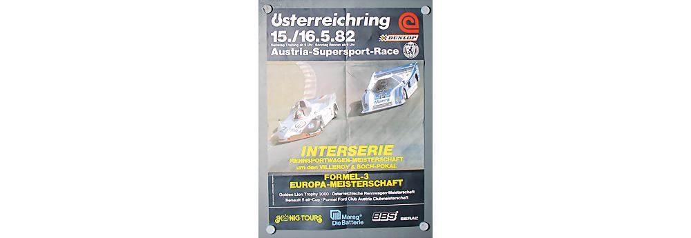 Nr. 104 - Interserie Österreichring 1982
