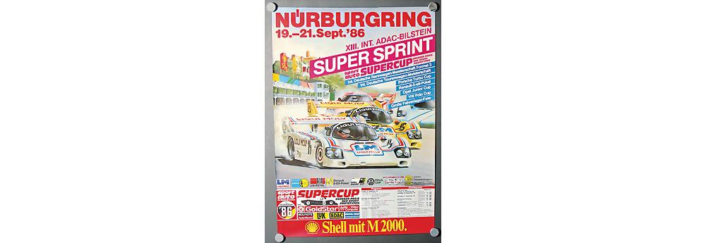 Nr. 113 - XIII. ADAC Bilstein-Super Sprint 1986