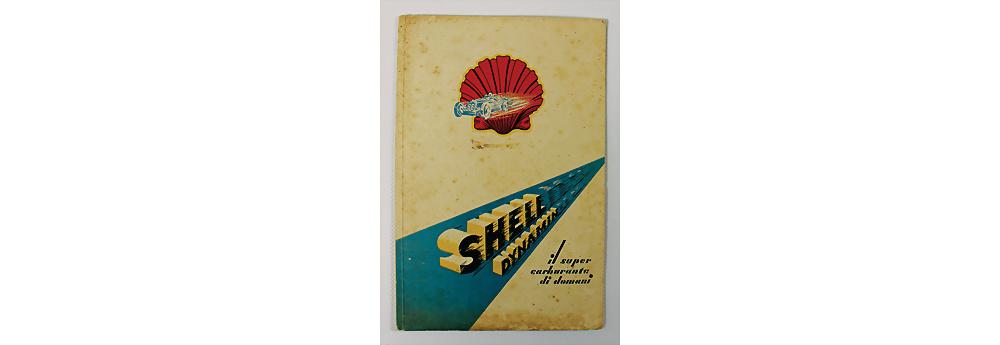 Nr. 5 - SHELL,1932, sehr seltene Broschüre