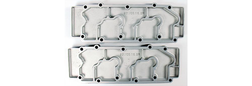 Nr. 4029 - Porsche, 2 Ventildeckel für Porsche 911 Teilenummer 9011051162R
